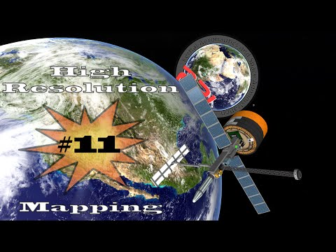 KASA RPL - Ep11 - High Resolution Mapping Satellite