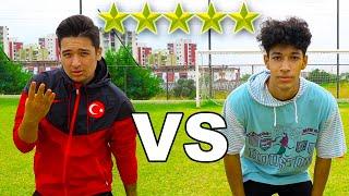 YOUTUBER vs FUTBOLCU (Futbol Challenge)