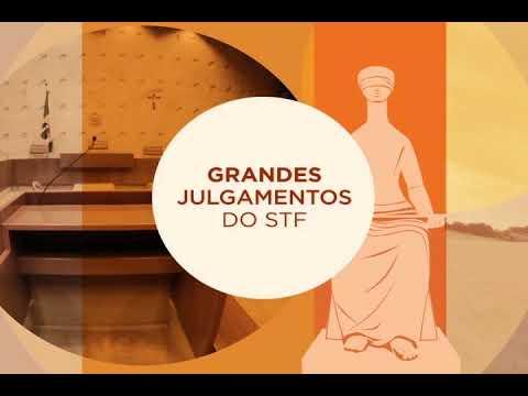 Grandes Julgamentos do STF - Especial 15 anos da TV Justiça (08/08/17)