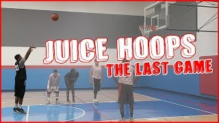 The Last Game Before Playoffs! Can Juice\'s Team End On A Win Streak? (Juice Hoops Ep.9)