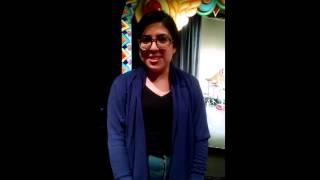 "Liz Jeffery on ""Happy as Clams, The Musical"""