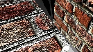 Maya tutorial : Bump Map vs Displacement Map