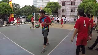 Semifinal Volley Setjen vs DJP (Part 1/5)