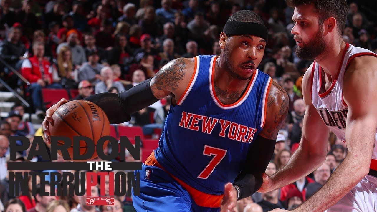Carmelo Anthony, Trail Blazers Reportedly Agree to Non ...