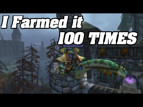 WoW: I Farmed