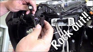 Install Rockford Fosgate Amp & Speaker Audio Kit on Harley-Davidson Touring 2014 & Newer