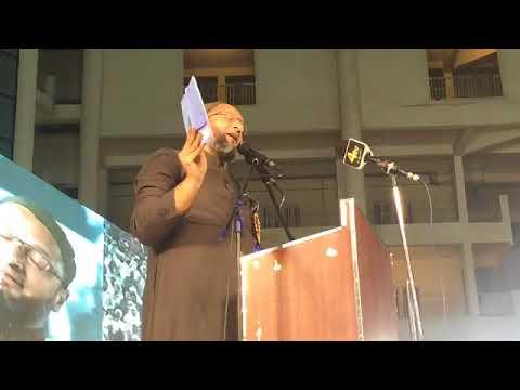 Asaduddin Owaisi speech at all India muslim personal law meeting at hyderabad february 2018