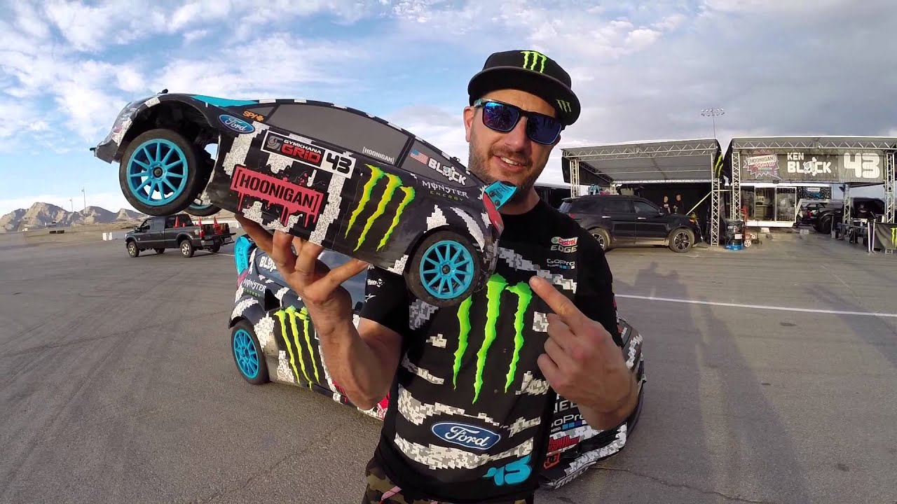 ken block 39 s gymkhana grid hpi racing rc cars youtube. Black Bedroom Furniture Sets. Home Design Ideas