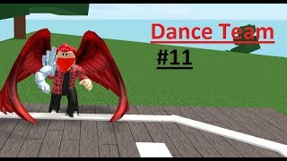 *^Dance Team^* Let Me Love You - Justin Bieber (ROBLOX) #11