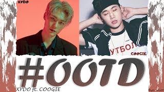 """Cover images XYDO 시도 ft. COOGIE 쿠기 - """"#OOTD"""" (Color Coded Lyrics Han/Rom/Eng/가사) (vostfr cc)"""