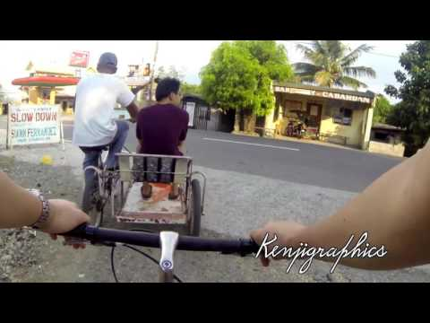 Biking: Around Papallasen and La Paz, Umingan, Pangasinan