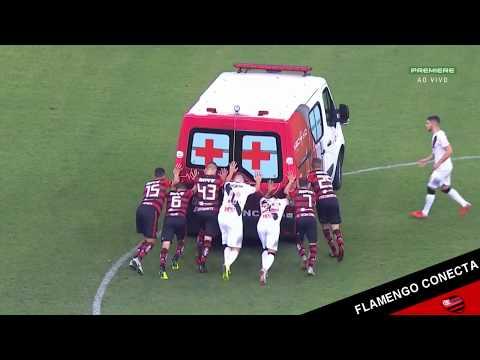FLAMENGO 1 x 1 VASCO  Gols e  Melhores Momentos (HD)  BRASILEIRÃO 15/09/2018