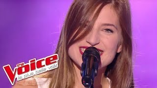 Axelle Red – Parce que c'est toi | Jay Spring | The Voice France 2017 | Blind Audition