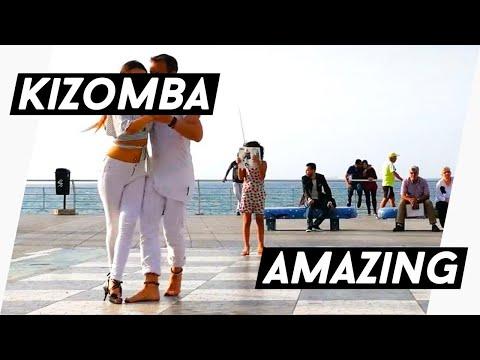 Kristofer & Christelle - Kizomba Fusion - Beirut, Lebanon