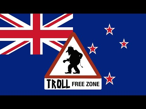 Trolls Banned From New Zealand
