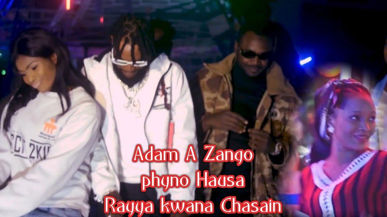 Download Adam A Zango Ft Arewa Finest Taka Officiall Video 2021 Teaser