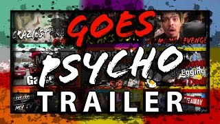Everything Geek Channel Trailer (The Goes Psycho Trailer) Subscribe & Click The Bell!
