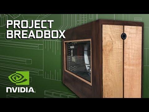 GeForce Garage - Brandon McCarthy's Project Breadbox