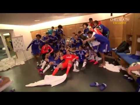 Celebration time - Chelsea