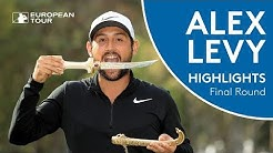 Alex Levy wins the 2018 Trophée Hassan II | Final Round Highlights