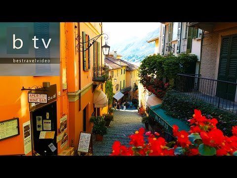 Lake Como, Italy Pt.6: Bellagio. A walk around the pearl of lake Como