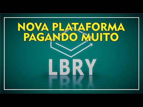 LBRY - NOVA PLATAFORMA PAGANDO MUITO EM LBC   2020✔️