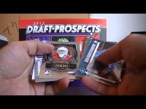 SportsCardForum.com Live Break: 2012/13 ITG Draft Prospects Hockey Hobby Box
