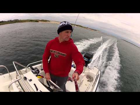 Boston Whaler 170 Montauk 90 HP Mercury Full Throttle