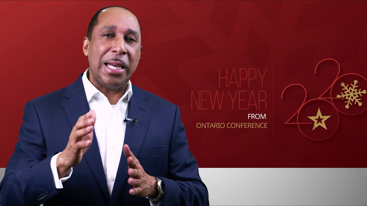 New Year Message from Ontario Conference