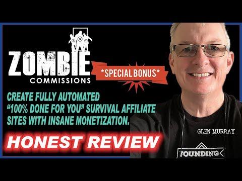 Zombie Commissions Demo Review Walkthrough Discount Coupon OTO's & Best Bonuses Trial
