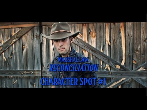 Marshal Law: Reconciliation Character Spot #1: Royce O'Connell (1080p HD)