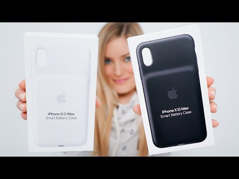 iPhone XS Smart Battery Case!