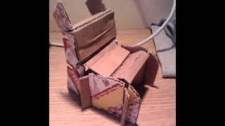 Cardboard Chair Promo [killian]