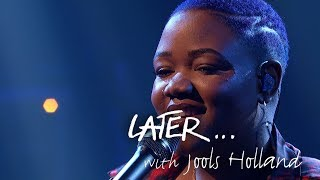 19-year-old Hamzaa sings You on Later... with Jools Holland