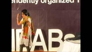 Sonia Mackwani - TEDx IBA Bangalore