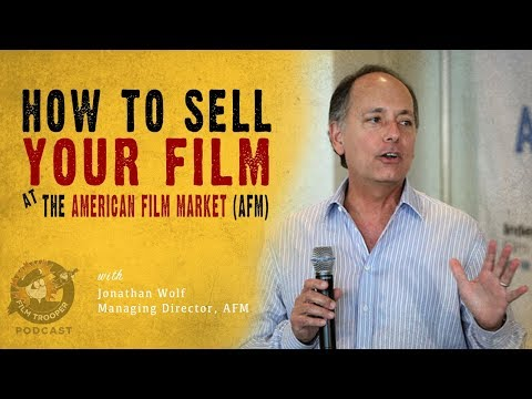 [Podcast] How To Sell Your Film at The American Film Market (AFM)
