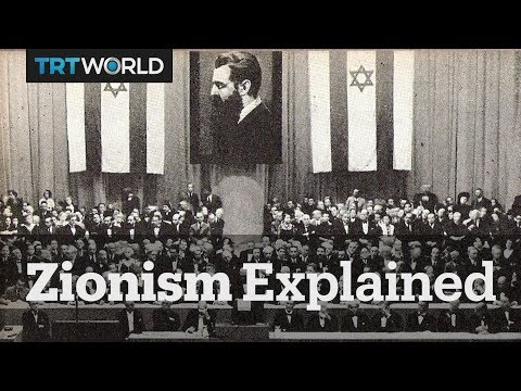 Zionism explained