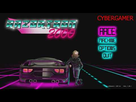 Razortron 2000 gameplay and commentary  