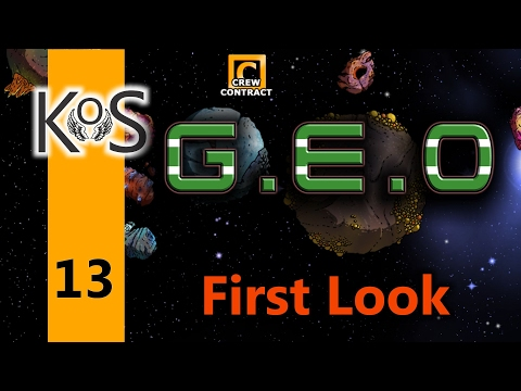 Geo Ep 13: Up In the Rankings - First Look - Let's Play, Gameplay