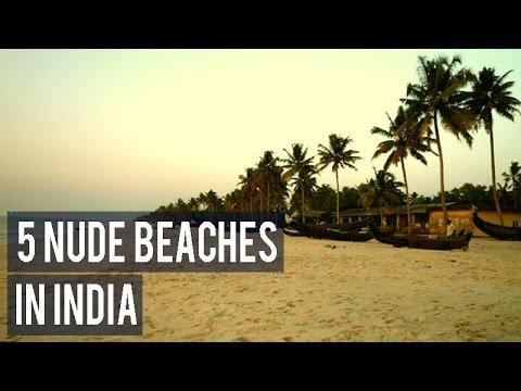 5 nude beaches in India