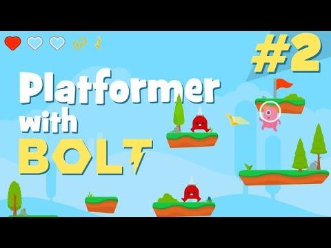Character Controller (1/2) - Bolt Tutorial #2