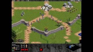 Pax Romana. mission 1. Actium. Age of Empires. Hardest