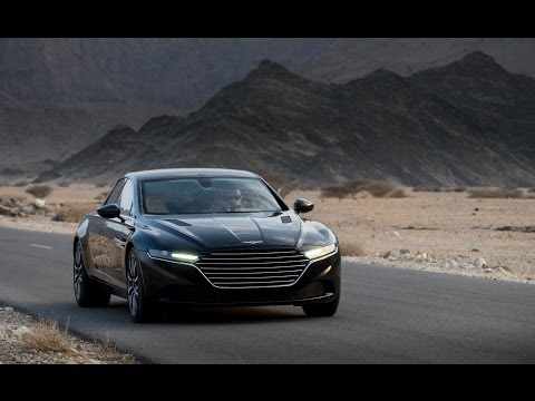 First Drive 2016 Aston Martin Lagonda Top Performance