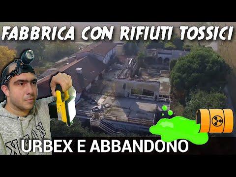 Fabbrica abbandonata Rossari & Varzi -...