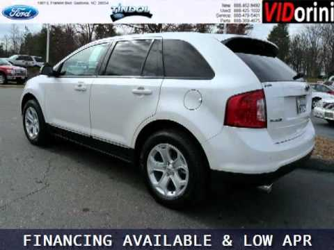 Ford Edge Dealers Belmont Nc