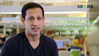 Let's Transform The Tech Landscape in Indonesia