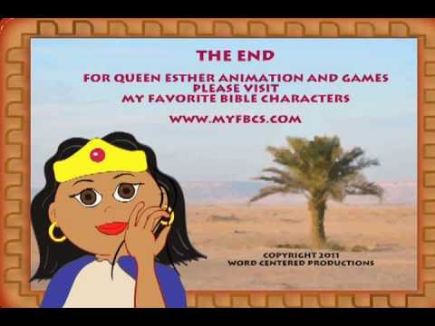 The Story Of Queen Esther Youtube