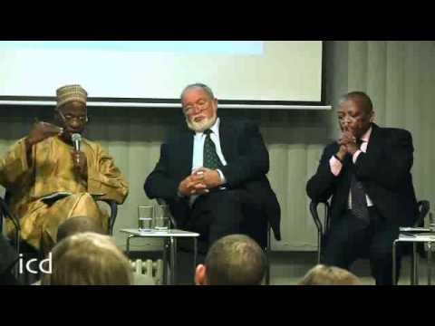 """""""Africa in the Middle: A New Scramble for Africa?"""""""