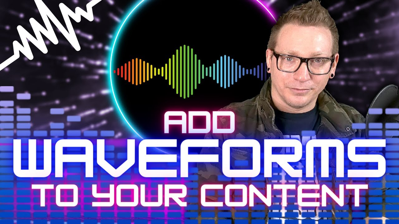How To Add Waveforms To Your Content