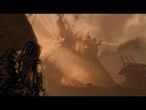 Aliens vs. Predator - Predator - Refinery